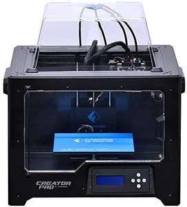 Imprimante 3D Flashforge Creator Pro (vendeur tiers - via coupon)