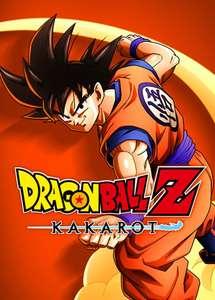 Dragon Ball Z: Kakarot sur Xbox One & Series X S (Dématérialisé)