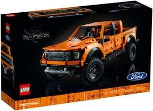 Jouet Lego Technic - Ford F-150 Raptor (42126)