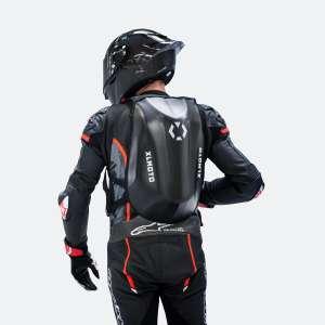 Sac à Dos Moto XLMOTO Slipstream Look Carbone