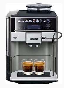 Machine à expresso automatique Siemens TE655203RW avec buse vapeur (via ODR 100€)