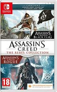 Assassin's Creed - Rebel Collection sur Nintendo Switch (Code dans la boite)