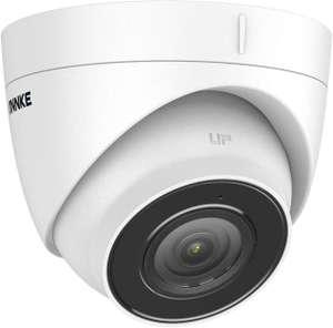 Caméra de surveillance PoE ANNKE C800 - 4K, 8MP, IP67, Vision nocturne EXIR 2.0, Micro avec réduction de bruit, Compatible ONVIF