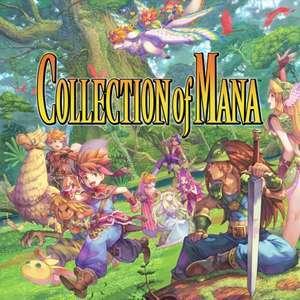 Collection of Mana sur Switch (Dématérialisé)