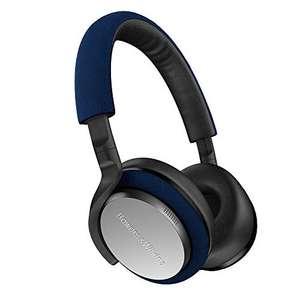 Casque sans fil Bowers & Wilkins PX5 - Bluetooth aptX HD, Réduction de bruit active, bleu