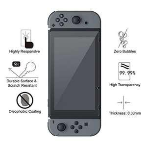 CDAV - Verre trempé pour Nintendo Switch (vendeur tiers)