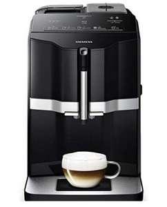 Machine à café broyeur à grains Siemens EQ.300 (TI351209RW) - Noir (Via ODR 50€)