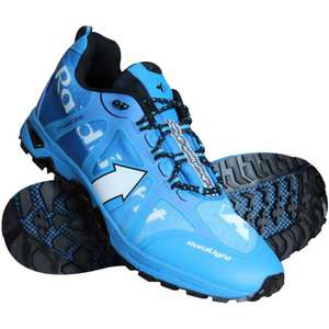 Chaussures de trail RaidLight Dynamic Ultralight Evo - bleu ou orange (du 39 au 47)