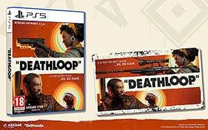 Deathloop Metal Plate Edition sur PS5