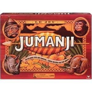 Jeu de plateau Jumanji - Édition Rétro
