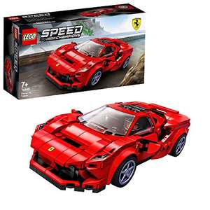 Jeu de construction Lego Speed Champions Ferrari F8 Tributo n°76895