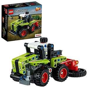 LEGO Technic Mini Claas Xerion (42102) - Tracteur, Moissonneuse Batteuse (Via coupon)