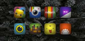Entiner - Icon Pack gratuit sur Android