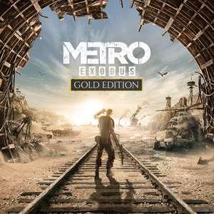 [PS+] Metro Exodus - Édition Gold sur PS4 & PS5 (dématérialisé, store US)