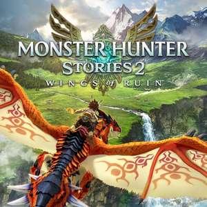 Jeu Monster Hunter Stories 2: Wings of Ruin sur PC (Dématérialisé - Steam)