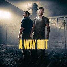 A Way Out sur PS4 (Dématérialisé)