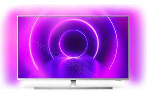 """TV 65"""" Philips 65PUS8555 - 4K UHD, Android TV (Frontaliers Suisse)"""
