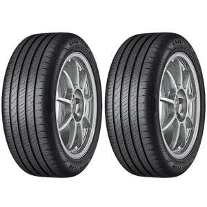 Sélection de pneus Goodyear en promotion - Ex : Lot de 2 Pneus été EfficientGrip Performance 2 - 225/45 R17 91W (Via 60€ sur la carte)
