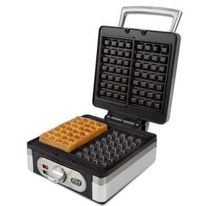 Gaufrier électrique en inox Domi DO9047W - 1400W