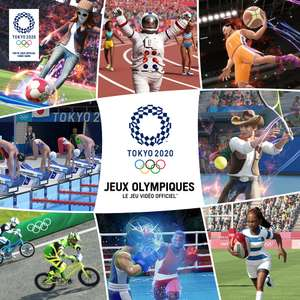 Jeux Olympiques de Tokyo 2020 sur Nintendo Switch (Dématérialisé)
