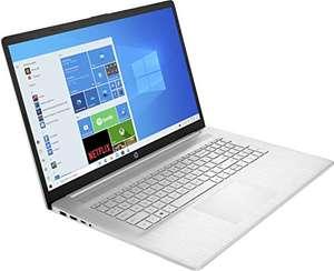 """PC Portable 17.3"""" HP 17-cn0331nf - WXGA++, i3-1115G4, 8 Go RAM, 128 Go SSD + 1 To HDD, Windows 10"""