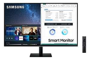 Écran PC 27'' Samsung Smart Monitor M5 (LS27AM502NUXEN) - Dalle VA, Full HD, HDR10 (Via ODR de 50€)