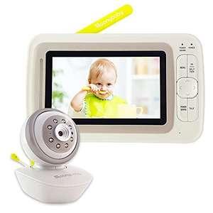 Babyphone Vidéo Moonybaby Split 60 avec 2 Caméras (Via Coupon - Vendeur Tiers)