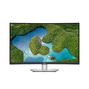 """Ecran PC 32"""" Dell S3221QS - 4K, Dalle VA incurvée, 60 Hz, Freesync, pied réglable"""