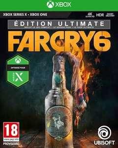 [Précommande] Far Cry 6 - Edition Ultimate sur Xbox One et Xbox Serie X/S (Dématérialisée)