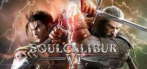 Soulcalibur VI sur PC (Dématérialisé - Steam)