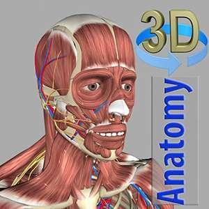 Application 3D Anatomy Gratuite sur Android et iOS