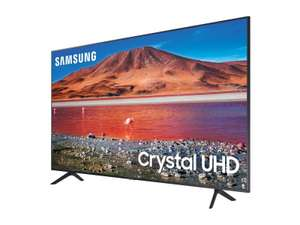 "TV 75"" Samsung UE75TU7090 - 4K UHD, Smart TV (Frontaliers Suisse)"