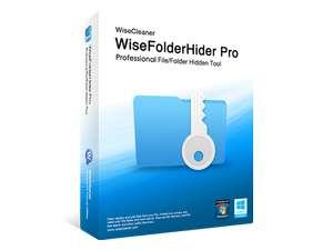 Logiciel Wise Folder Hider Pro gratuit à vie pour PC (Dématérialisé)