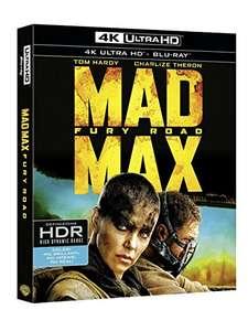 Blu-ray 4K UHD Mad Max: Fury Road (import italien)