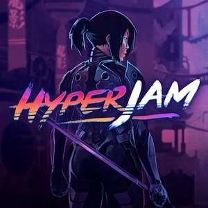 Hyper Jam sur Switch (store RU, dématérialisé)