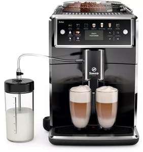 Machine expresso à café grains avec broyeur Saeco Xelsis SM7580/00