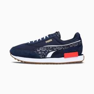 Chaussures Puma Future Rider - bleu ou rouge, du 36 au 40.5 (via l'application)