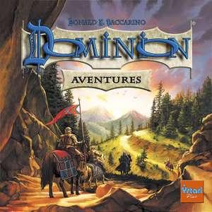 Extension de jeu de société Ystari Games Dominion Aventures