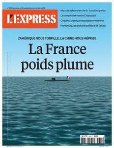 Accès gratuit au dernier numéro de L'Express (Dématérialisé)