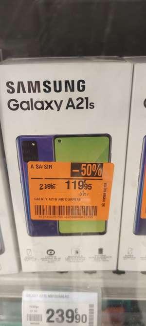 """Smartphone 6.5"""" Samsung A21s - 3 Go de RAM, 32 Go - Villers Bocage (14)"""