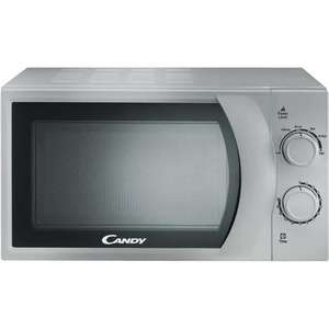 Micro-ondes pose libre Candy CMW2070S - 700W 20 litres, 700 Watts
