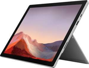 """Tablette 12.3"""" Microsoft Surface Pro 7 - Core i5, 8 Go RAM, 256 Go SSD, Windows 10 (Frontaliers Suisse)"""
