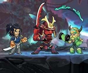 [Prime Gaming] Pack Shogun gratuit sur le jeu Brawlhalla (Dématérialisé)