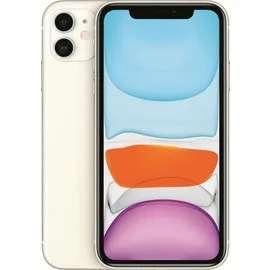 "Smartphone 6.1"" Apple iPhone 11 - 64 Go, Double SIM, Blanc (+17.37€ en Rakuten Points)"