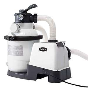 Filtre à Sable piscine Intex 26644 4500 Lt/Hr