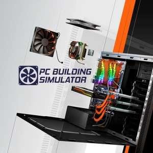 PC Building Simulator gratuit sur PC (dématérialisé)