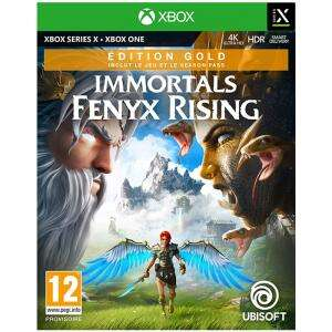 Jeu Immortals Fenyx Rising - Gold Edition sur Xbox One, Series