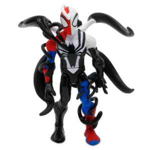 Figurine Disney Spider-Man Vénomisé articulée Marvel Toybox