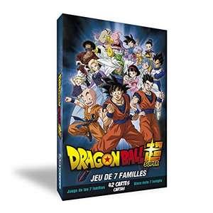 Jeu des 7 familles : Dragon Ball Super (Vendeur Tiers)
