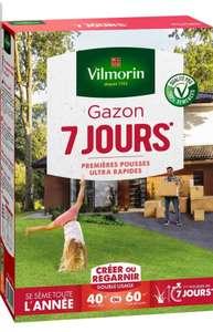 Gazon Vilmorin - 7 jours, 1Kg
